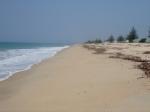 Marmakan Beach - north end.